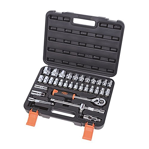 HUAFENG BIG ARROW 32 Pieces Combination Socket Set Ratchet Torque Wrench To Repair The Car Auto Repair Hand Tool A Set OF Keys