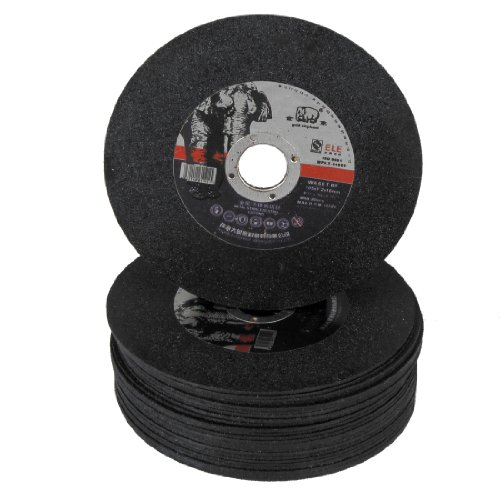 25 Pcs 41 Metal Cutting Wheel Lapidary Rock Saw Blade Disc for Angle Grinder