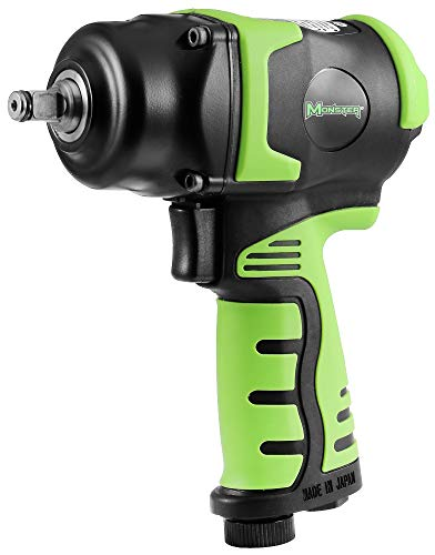 Monster Tools 38 Ultra Light Weight Composite Impact Wrench
