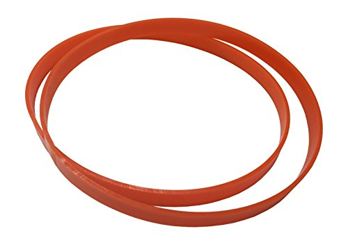 2 Urethane Band Saw Tires for 10 Delta 28-195 Band Saw