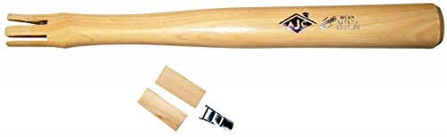 AJC Tools 009-H Replacement Wood Handle for Roofing Hatchets