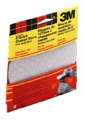 3M 9141 5 Quick Change Sanding Disc