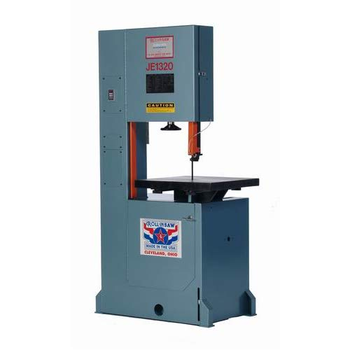 Roll-In Saw JE1320 220V 3PH 13-Inch by 20-Inch American Journeyman Vertical Band Saw