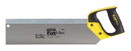 Stanley FatMax 17-202 14-Inch Back Saw