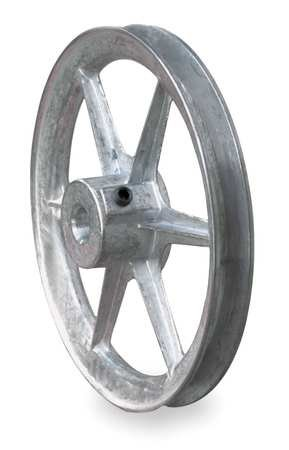 V-Belt Pulley 58Fixed 9OD Zamak3